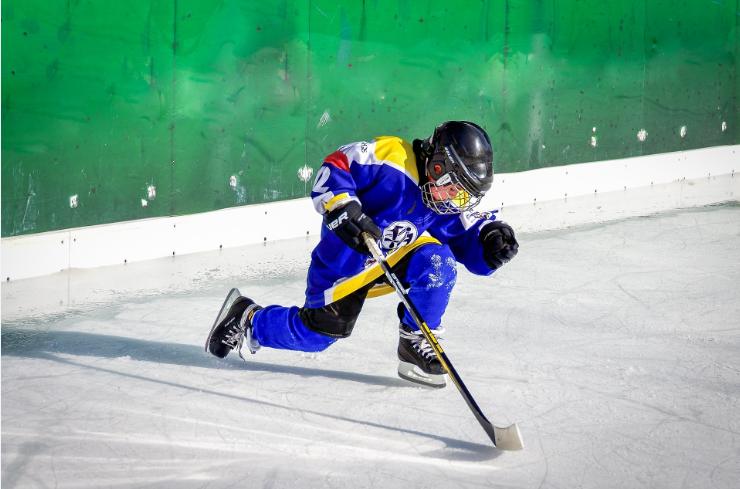 Jak vybrat hokejové brusle?