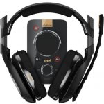 Astro Gaming A40 + MixAmp Pro TR pro PC a PS4 recenze