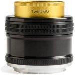 Lensbaby Twist 60 Canon EF 60 mm f/2,5 pro SLR recenze