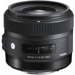 Sigma 30mm f/1,4 DC HSM | A pro Sony recenze