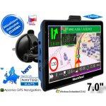 XtechNavi EU7050SW Evropa Lifetime recenze