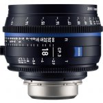 Zeiss Compact Prime CP.3 T* 18mm f/2,9 Sony recenze