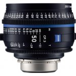 Zeiss Compact Prime CP.3 T* 50mm f/2,1 Canon recenze