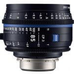 Zeiss Compact Prime CP.3 T* 85mm f/2,1 Nikon recenze