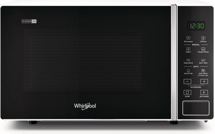 Whirlpool MWP 201 W recenze