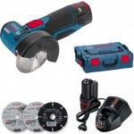 Bosch GWS 12V-76 Professional 0.601.9F2.002 recenze