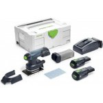 Festool RTSC 400 Li 3,1 I-Plus recenze