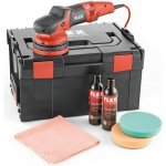 Bruska Flex XCE 10-8 125 P-Set recenze testy