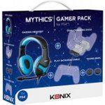 Konix Mythics Gamer Pack recenze