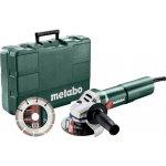 Metabo W 1100-125 Set recenze