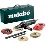 Metabo WEVF 1-125 Quick Inox Set recenze