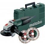 Metabo WQ 1000 Set recenze