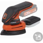 Bruska PowerPlus POWDP5020 recenze testy