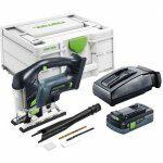 Festool Carvex PSBC 420 HPC4,0 EBI-Plus SYS3 576532 recenze
