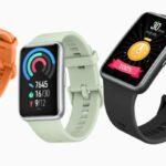 Dostupné chytré hodinky Huawei Watch Fit