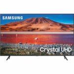 Samsung UE50TU7022 recenze