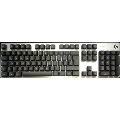 Logitech G G413 Mechanical Backlit Gaming Keyboard 920-008476 recenze