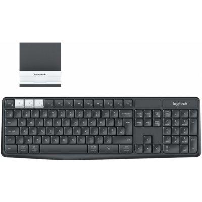 Logitech K375s Multi-Device Wireless Keyboard & Stand Combo 920-008182 recenze