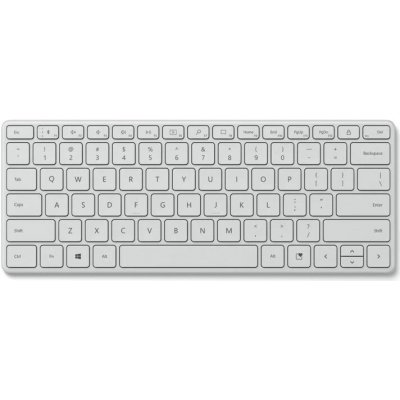 Klávesnice Microsoft Designer Compact Keyboard 21Y-00044 - Recenze