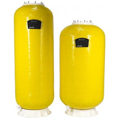 ATECPOOL DEPTH SAND FILTER 800 x 1600 mm filtrační nádoba recenze