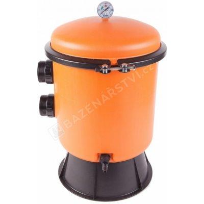 Astralpool Filtrační nádoba Bilbao 350 mm boční 5 m3/h recenze