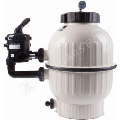 Astralpool Filtrační nádoba Cantabric 400 mm 6 m3/h boční recenze