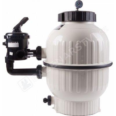 Astralpool Filtrační nádoba Cantabric 500 mm 9 m3/h boční recenze