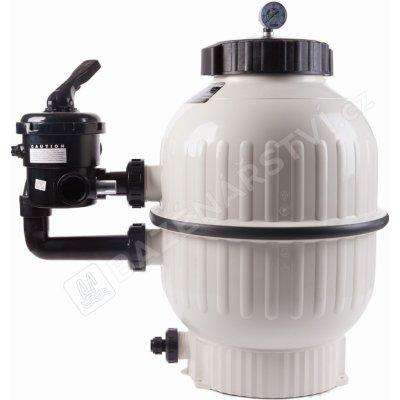 Astralpool Filtrační nádoba Cantabric 600 mm 14 m3/h boční recenze