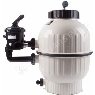 Astralpool Filtrační nádoba Cantabric 900 mm 30 m3/h boční recenze