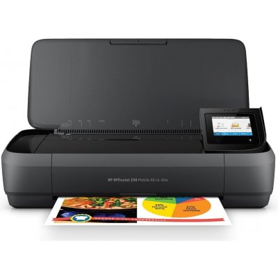 HP OfficeJet 250 Mobile CZ992A recenze