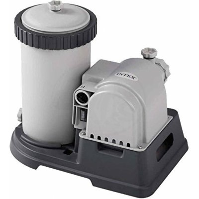 Intex 28634 Optimo kartušová filtrace 9,5 m3/h recenze