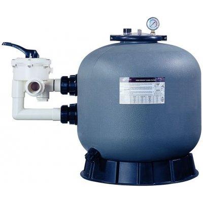 Lorema 300010 Filtrační nádoba 450 mm max.7,8m3/h. boční recenze