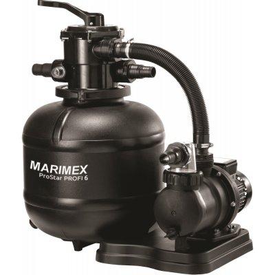 Marimex 10600023 ProStar Profi 6 Filtrace písková recenze