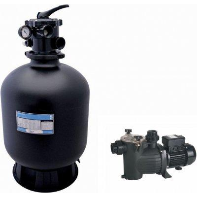 Vágner Pool Azur KIT 480, 9 m3/h, s čerpadlem Preva 50 51125209PR recenze