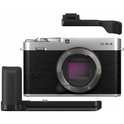 Fujifilm X-E4 recenze