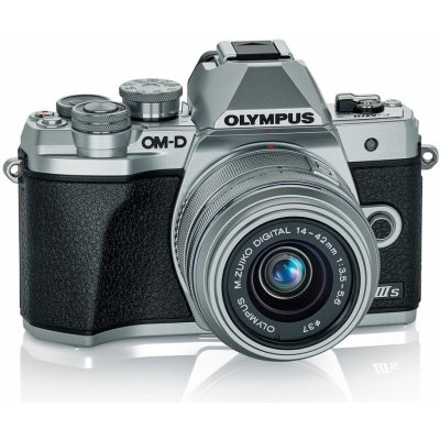 Olympus OM-D E-M10 Mark III S recenze