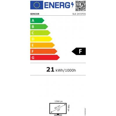 Sencor SLE 2472T recenze