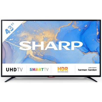 Sharp 43BJ5E recenze