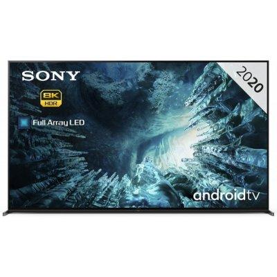 Sony KD-75ZH8 recenze