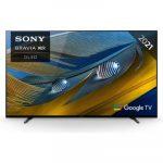 Sony XR-77A80J recenze