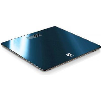 BERLINGERHAUS digitální 150 kg Aquamarine Metallic Line recenze