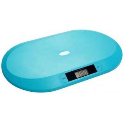 BabyOno Váha elektronická pro děti do 20kg Turquoise recenze