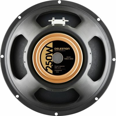 Celestion Neo 250 Copperback 4 Ohm recenze