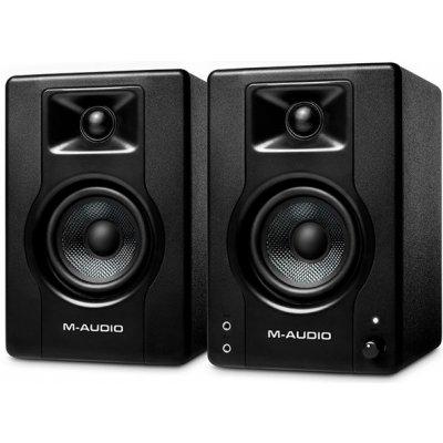 M-Audio BX3 recenze